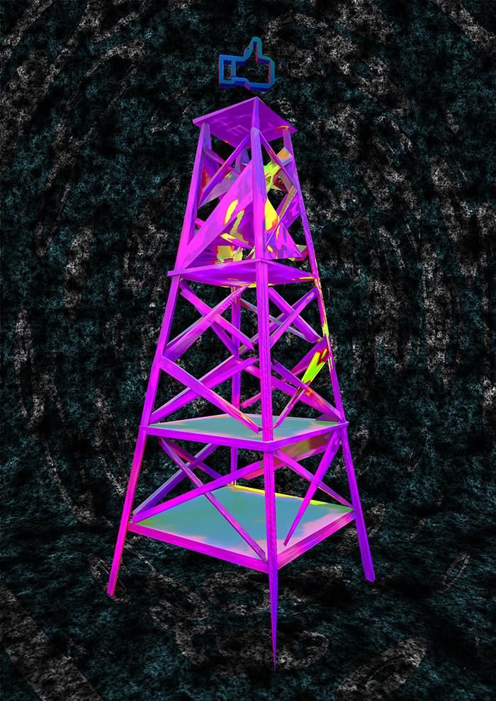 FrackingTower